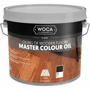 WOCA Huile colorée 120 noire
