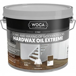WOCA Hartwachs Öl 2.5 Liter