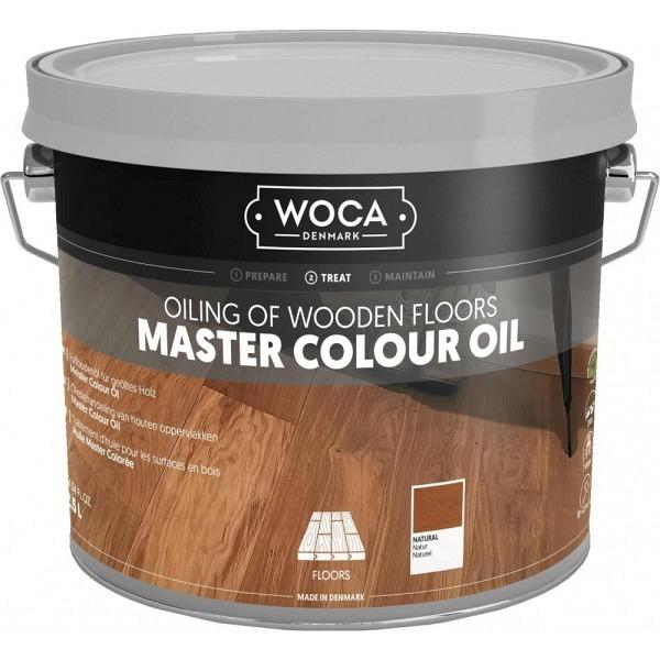 WOCA Holzbodenöl / Meister Bodenöl