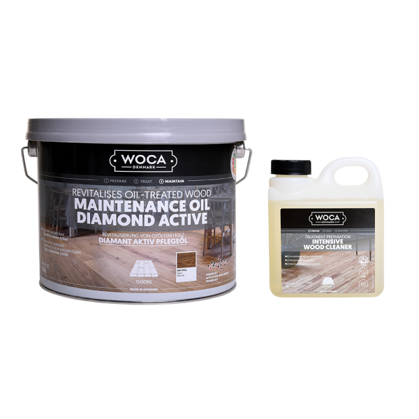 WOCA Active Maintenance Oil Set