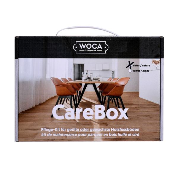 WOCA Care Box für geöltes Parkett