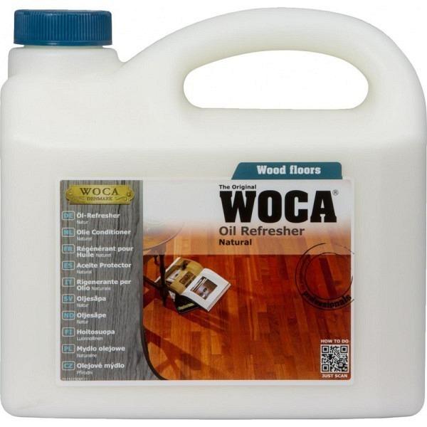WOCA Oel - Refresher Natur 5.0 Liter