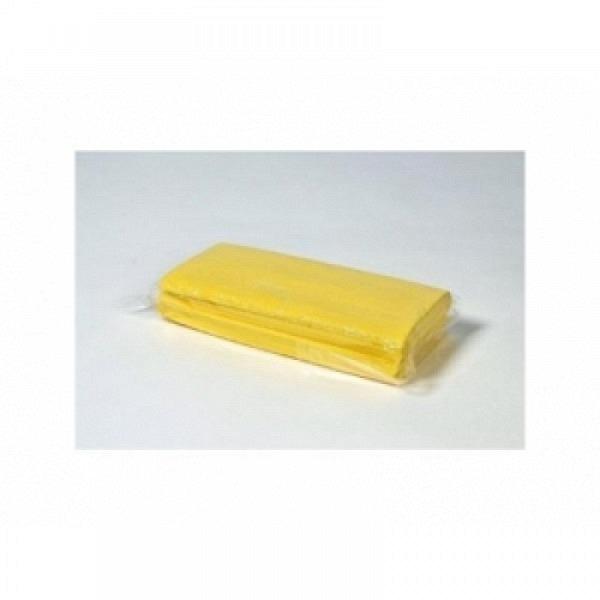 Staubbindetücher dick, gelb, 25x60cm 50Stk.