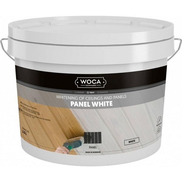 Woca Paneelweiss 2.5L